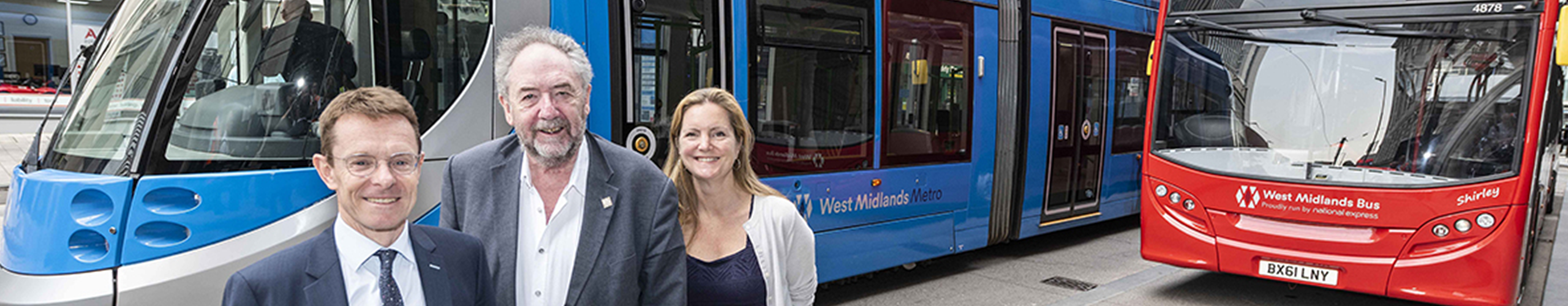 Transport For West Midlands Reveals a New Public Transport Identity