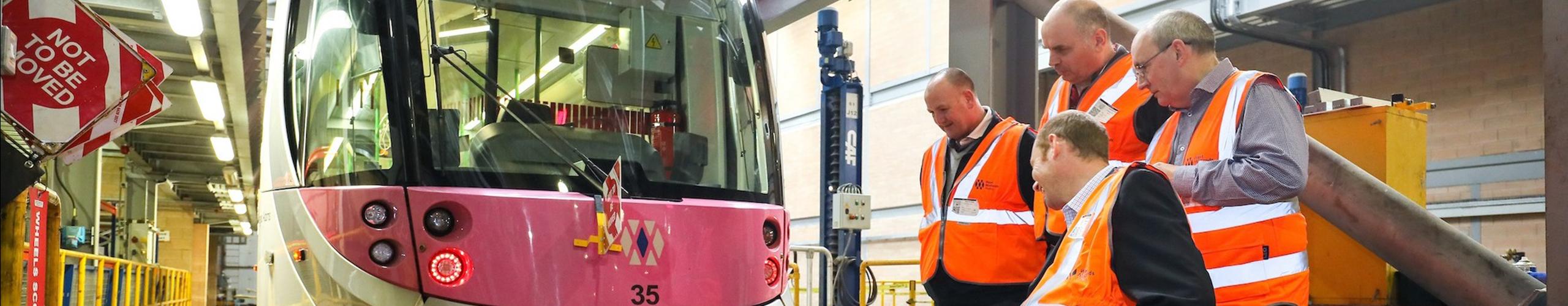 Skills Training Boost For Tram Recruitment