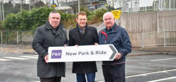 Free park and ride facility opens at Black Country Metro stop
