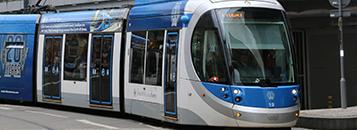 New tram timetable in response to coronavirus outbreak