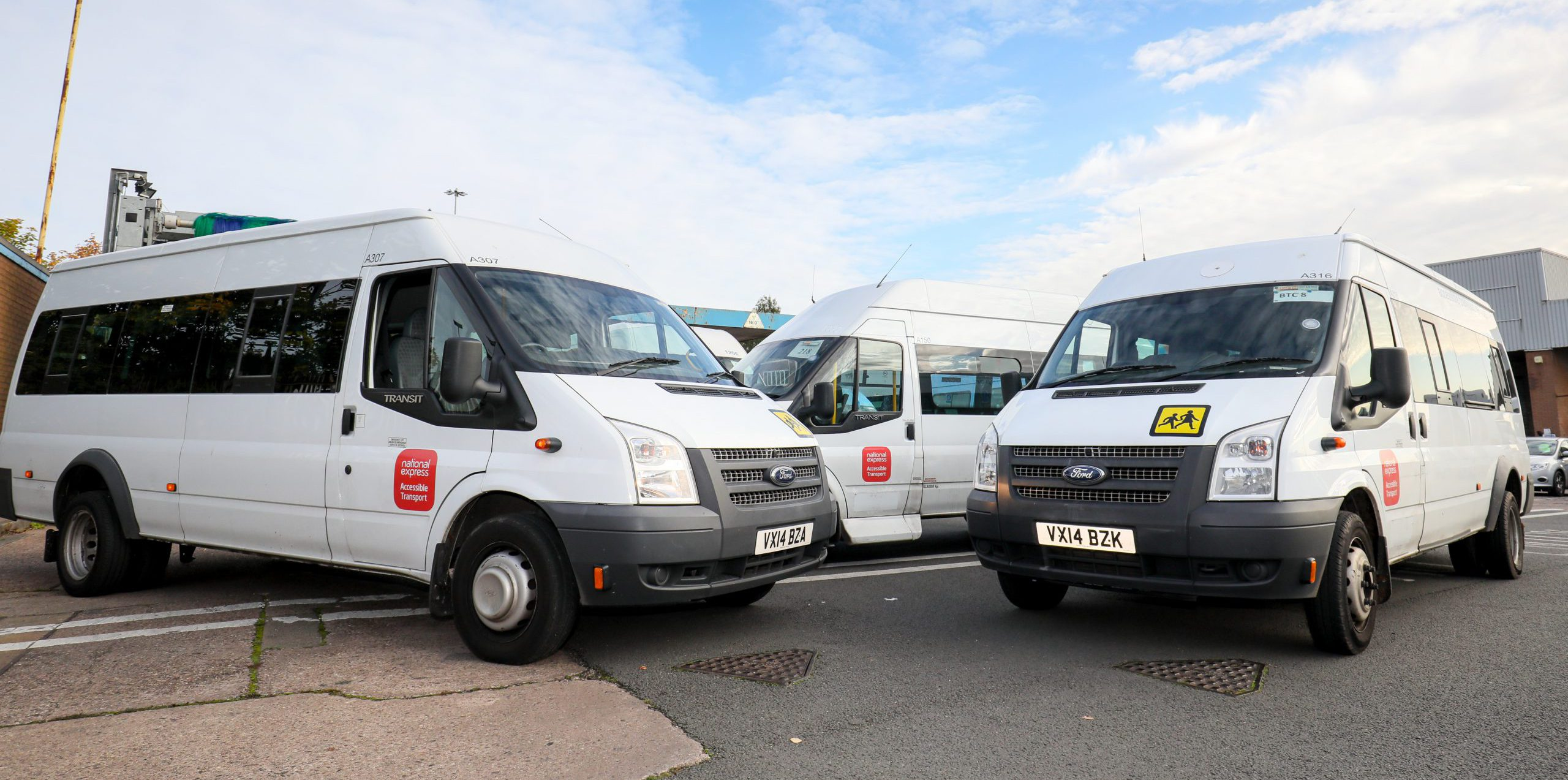New free shuttle bus service for NHS and social care staff launched