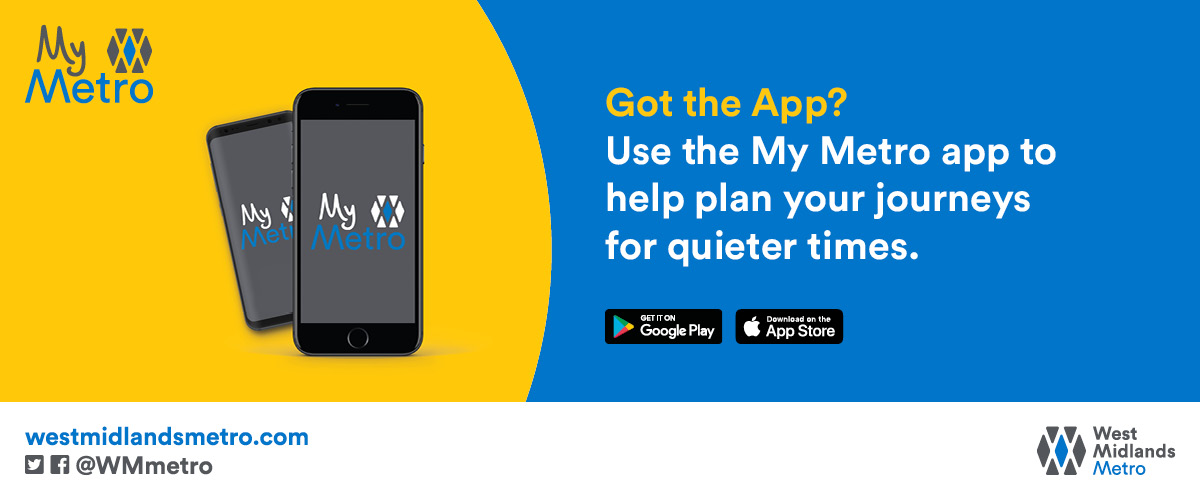 New travel planning tools launched on My Metro app